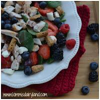 http://www.kimmisdairyland.com/2017/05/berry-chicken-salad.html