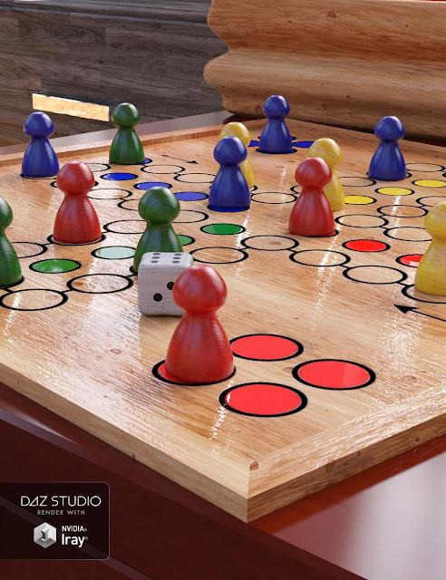 RW Pachisi Game