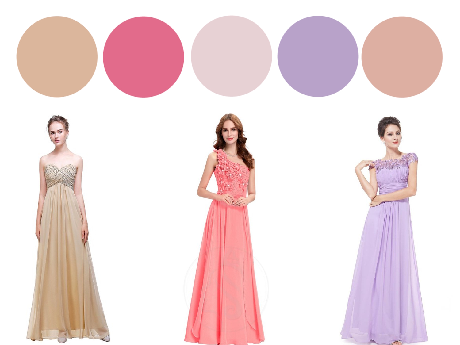 Best Wedding Themes Ideas For 2018 | Part 2 Bridesmaid Dresses