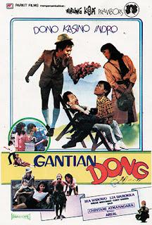Download Gantian Dong (1985) Warkop DKI Full Movie 360p, 480p, 720p, 1080p
