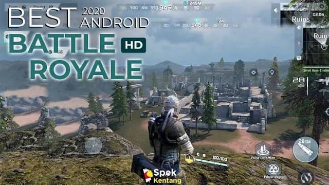 5 Game Battle Royale Terbaik di Android 2020 Grafik HD