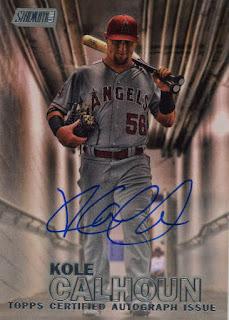 Featured autograph – Kole Calhoun