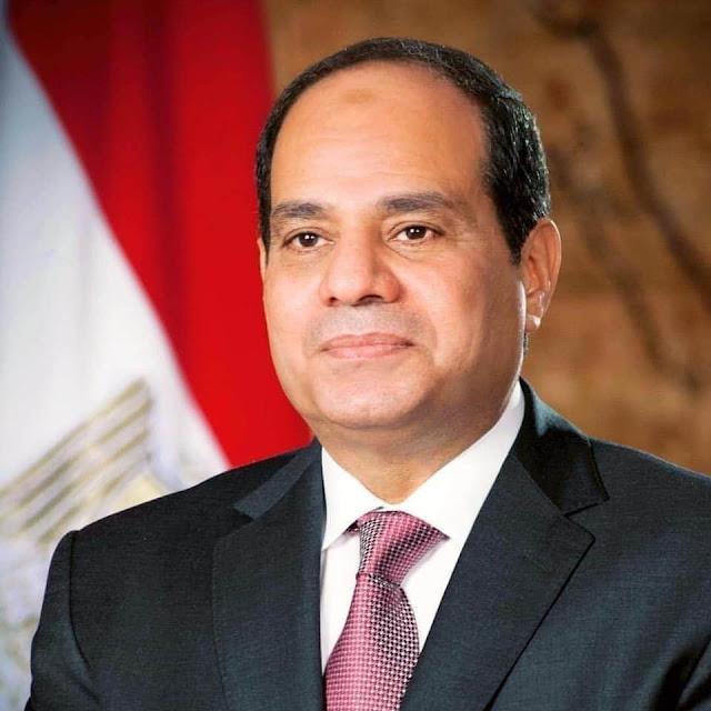رحمى يهنئ الرئيس السيسي بعيد الأضحى المبارك