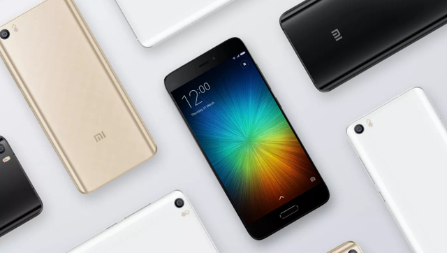 Xiaomi Mi 5 With 3GB RAM + 32GB Storage And Android 6.0 Marshmallow