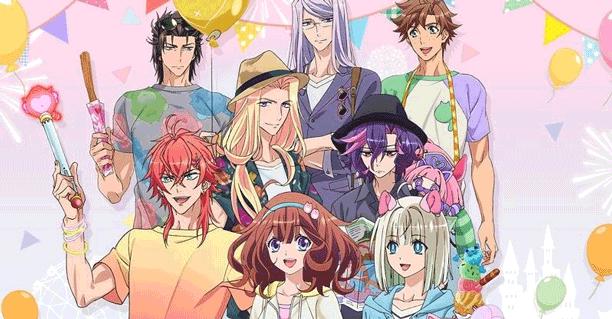 Dame x Prince Anime Caravan - Anime Romance 2018 Terbaik