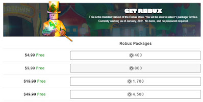 Beginblox.com To Get Free Robux On Roblox, Really