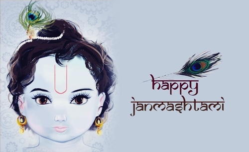 { 50+ Happy } Krishna Janmashtami 2019 Images Free Download