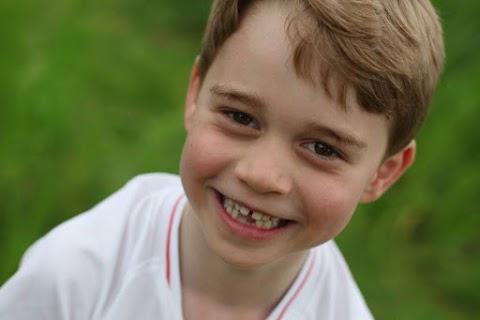 György herceg olyan álomszép helyen ünnepli 6. születésnapját, hogy nem jutunk szóhoz