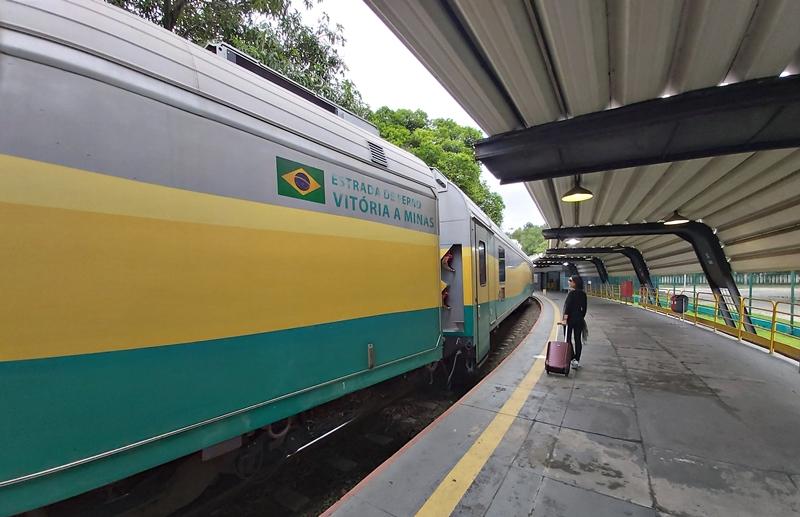 Trem BH Vitória: Preço, tempo de viagem, estações... tudo que você precisa saber!