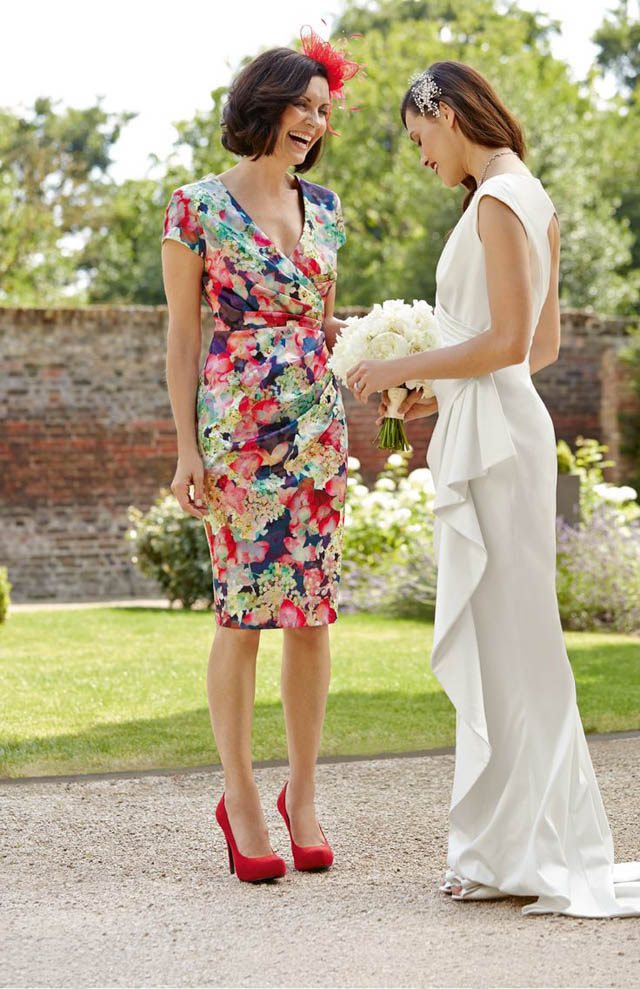 Vestidos boda de flores