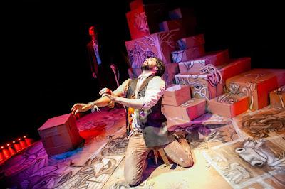 Das Rheingold @ Arcola Theatre