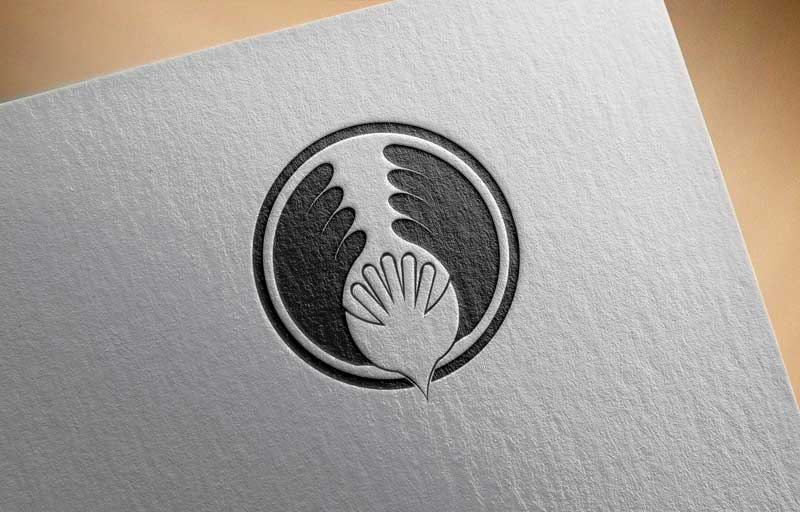 Download Free Swooping Bird Logo for Business