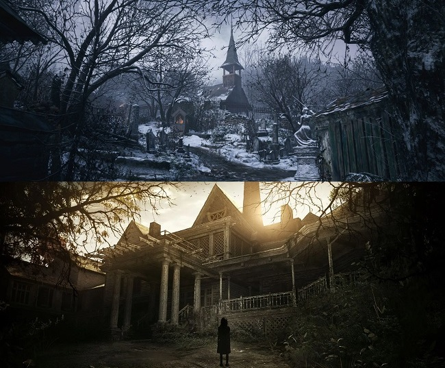 Differences of Resident Evil 8 Village vs Resident Evil 7 Settings