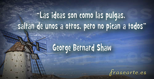 Citas célebres de George Bernard Shaw