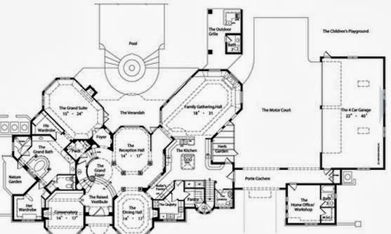Planos casas modernas planos de casas dos plantas gratis for Pagina para hacer planos gratis