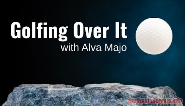 Download Game Golfing Over It with Alva Majo Full Crack