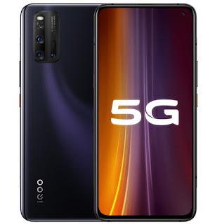 iQoo 3 specifications