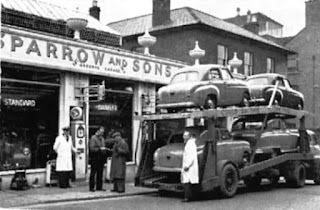 W Sparrow & Sons Ltd of Yeovil Standard delivery