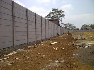 harga pagar panel beton