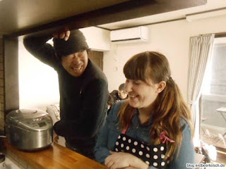 Kirschkuchen for Koch yamaguchi