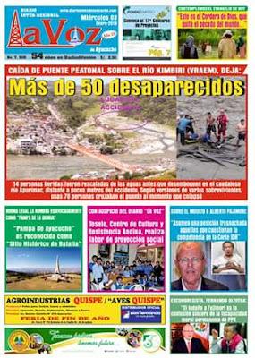 http://www.lavoz.ayacucho.biz