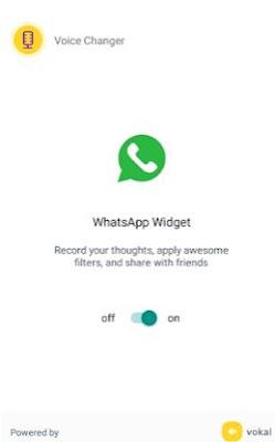 بهذه الطريقة يمكنك تغير صوتك أثناء التحدث على الواتساب