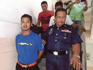 Thumbnail image for Mamat Exist Mengaku Bersalah Hisap Dadah, Penjara 5 Bulan