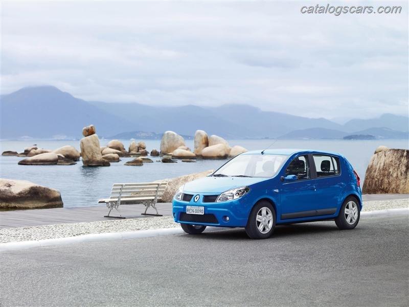 صور سيارة رينو سانديرو 2015 - اجمل خلفيات صور عربية رينو سانديرو 2015 - Renault Sandero Photos Renault-Sandero_2012_800x600_wallpaper_13.jpg