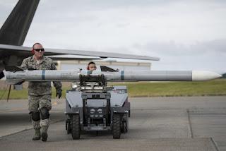Advanced Medium-Range Air-to-Air Missile (AMRAAM)