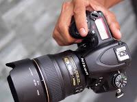 Perlengkapan Fotografi, Lensa, Tripod dan Filter