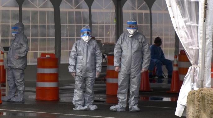 أمريكا تتخطى عتبة عشرة آلاف وفاة بفيروس كورونا