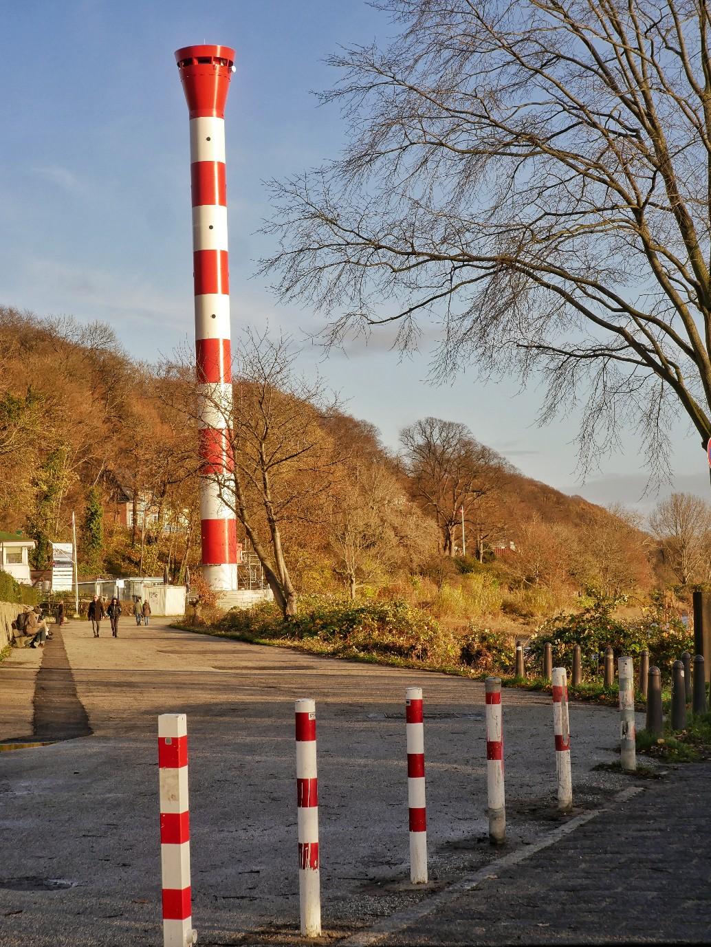 Leuchtturm Oberfeuer Blankenese