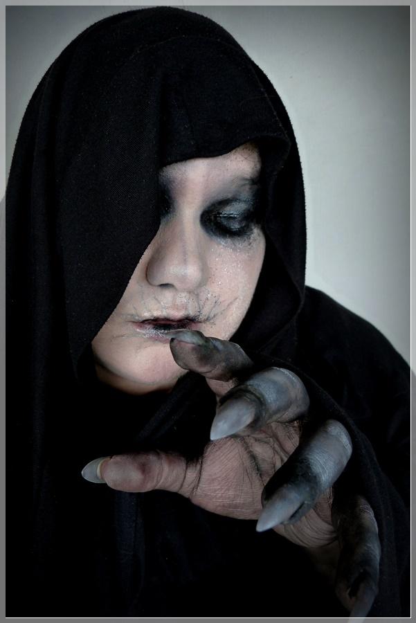 Dementor schminken