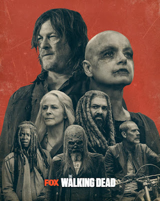 The Walking Dead – 10ma Temp. Disco 2 [2019] [NTSC/DVDR-Custom HD] Ingles, Español Latino