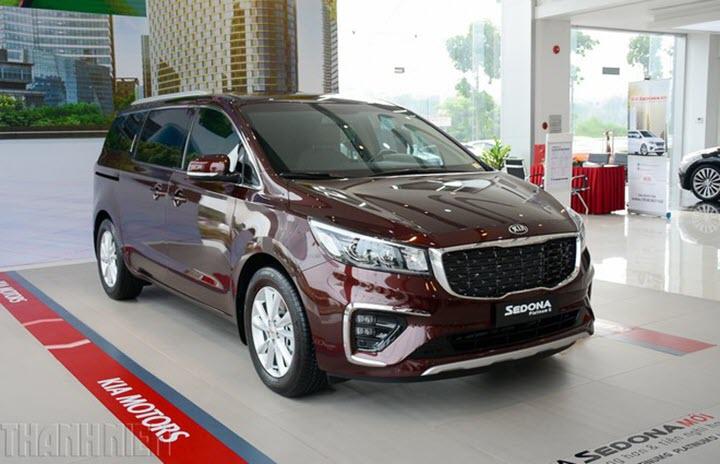 Người Việt ngày càng ưa chuộng xe MPV