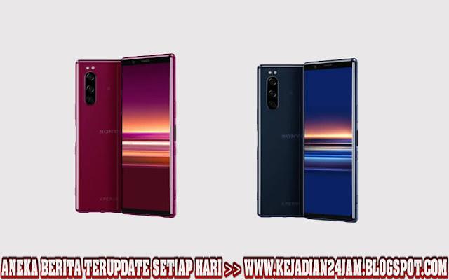 Fendor Sony Goda Konsumen Dengan Smartphone Yang Disebut Mungil