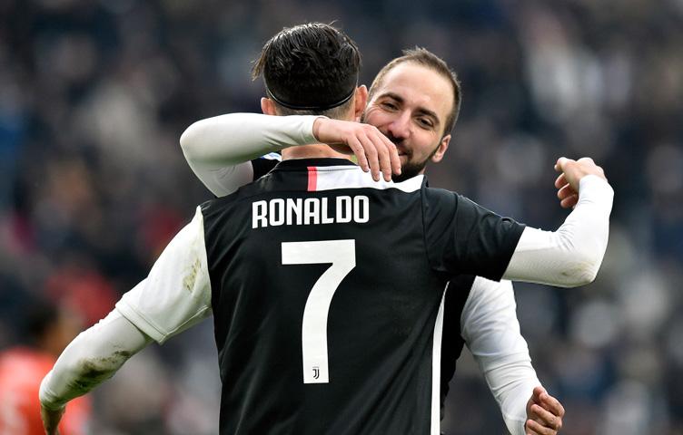 Izjave Ronalda i Higuaina nakon susreta sa Udineseom