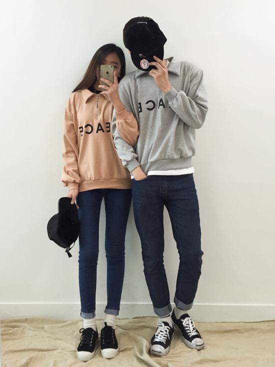 Korean Couple Fashion ...