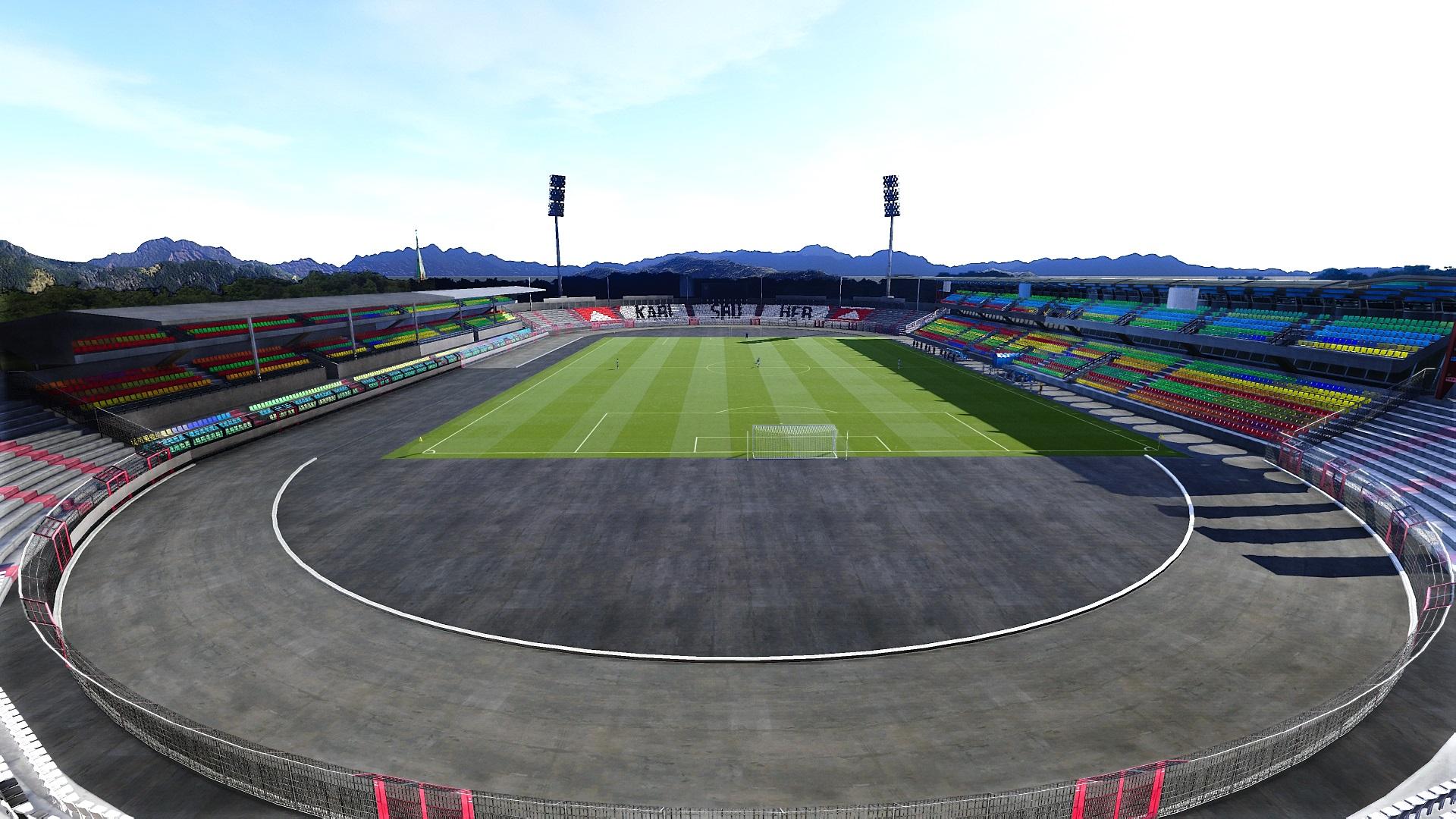 PES 2021 Wildparkstadion