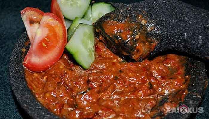 Resep cara membuat sambal goreng tomat