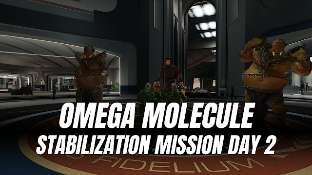 Star Trek Online 2019 • Omega Molecule Stabilization Day 2