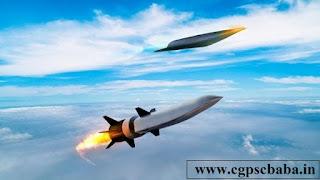 अमेरिका ने हाइपरसोनिक परमाणु सक्षम मिसाइल का परीक्षण किया