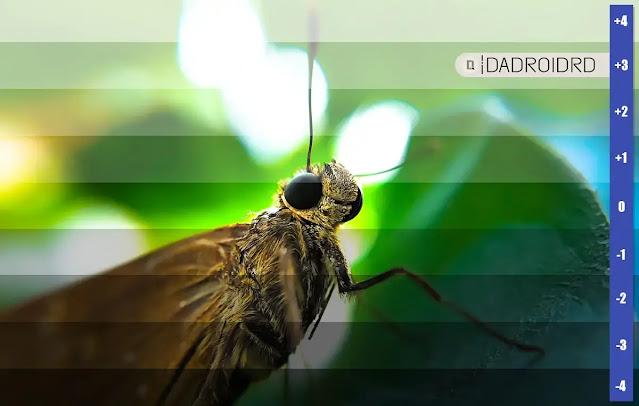Fungsi fitur di Mode Manual / Pro Kamera Android