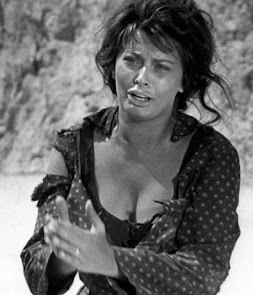 Sophia Loren won an Oscar for her performance in La Ciociara