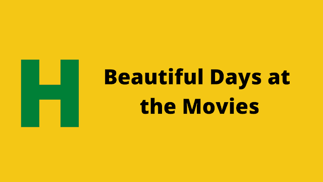HackerRank Beautiful Days at the Movies problem solution