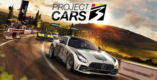Project Cars 3 PC Download Highly Compressed
