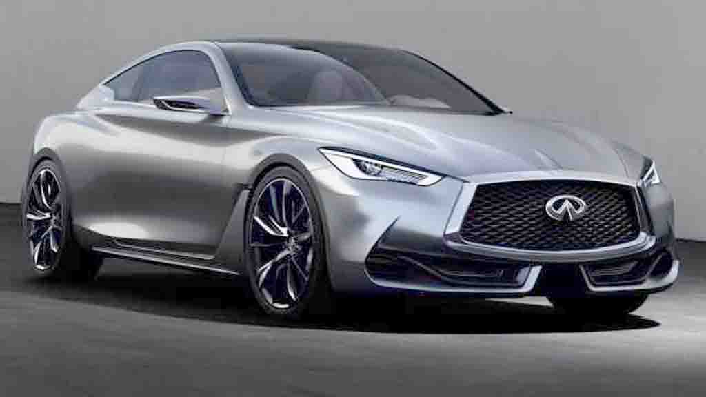 2017 Infiniti Q60 Coupe Convertible Concept Release Date Cars News And Spesification