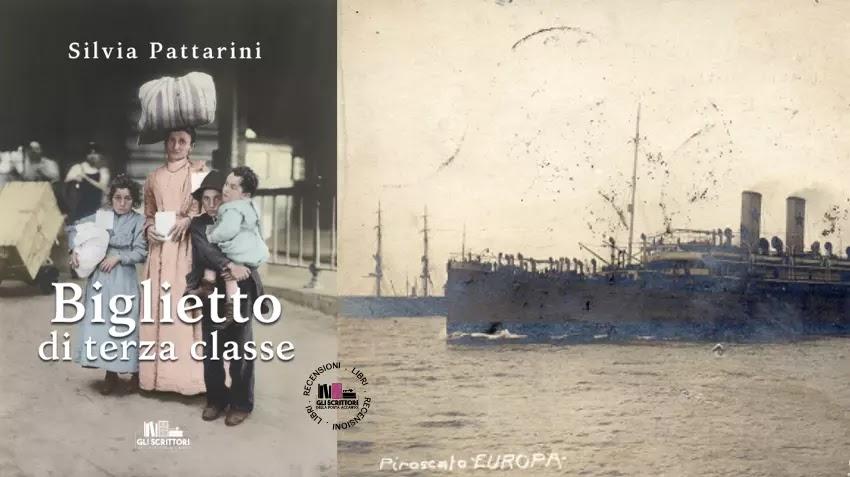 Recensione: Biglietto di terza classe, di Silvia Pattarini