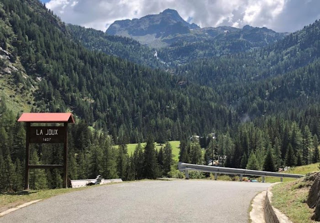 Itinerari 2 giorni Italia - Valle Aosta - La Joux - La Thuille