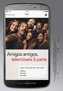 Amigos Amigos, Telemóveis à Parte - Poster & Trailer